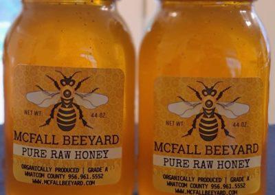 Pure Raw Honey Pure local honey Whatcom county Bellingham Lynden Custer Blaine Birch Bay Ferndale
