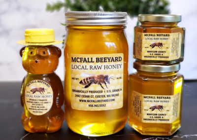 Raw Natural Honey - Local Prices & Local Pick up, Whatcom County, WA
